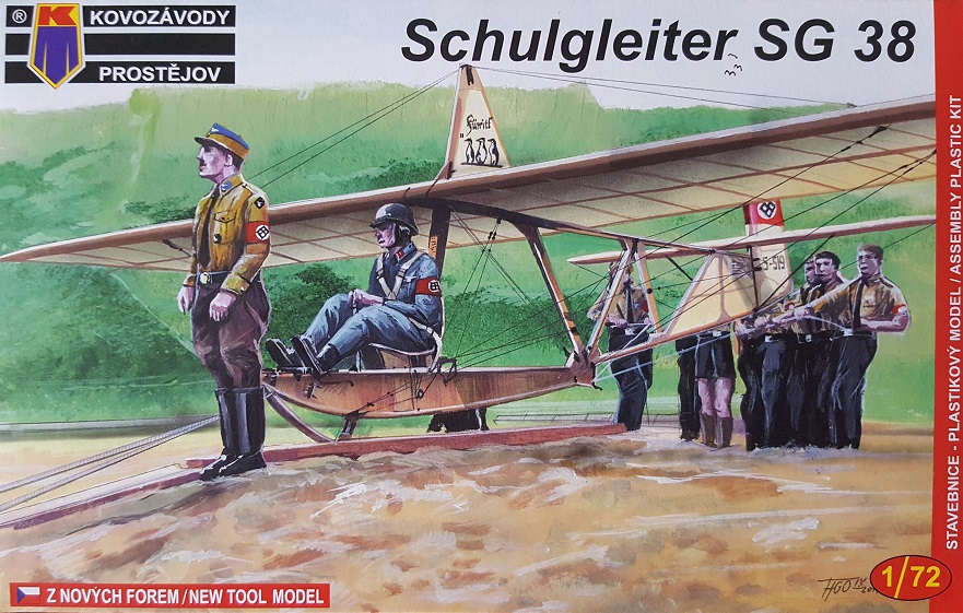 View Product - 1:72 Schulgleiter SG 38